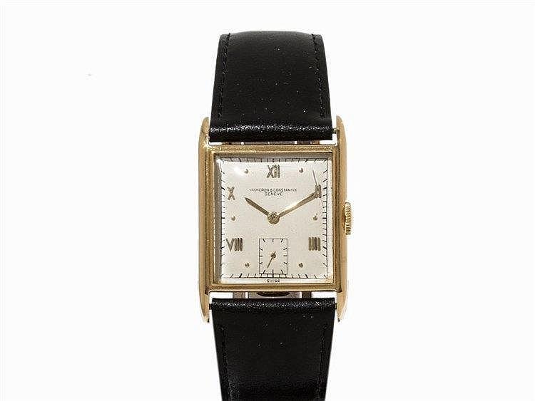 Vacheron & Constantin Wristwatch, c. 1935-1939