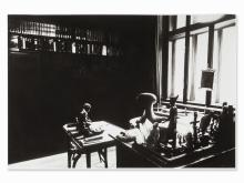 Robert Longo, Untitled (View Study Room), Pigment Print, 2004