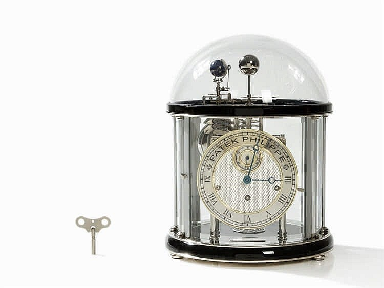 Patek Philippe Grand Sovereign II Complication Clock, 2010