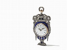 Elegant and Rare Soret à Genevè Pocket Watch, C.1800