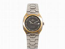 Omega, Seamaster Wristwatch, Ref. 396.1022, Switzerland, c.1990