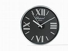 Chopard, Promotion Wall Clock, Swiss, circa 2010