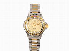 Tag Heuer, Professional Wristwatch, Ref. 995.408K, 2000s