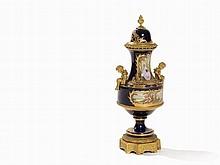 1104: Porcelain & Silver: Antiques