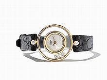 Chopard Happy Diamonds Wristwatch, Switzerland, Around 1990