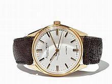 IWC Automatic Men's Wristwatch, 18K gold, Switzerland, c. 1960