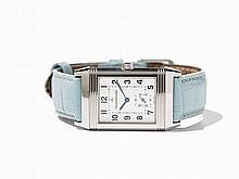 Jaeger LeCoultre Reverso Wristwatch, Switzerland, Around 2000