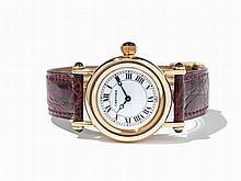 Cartier Diablo Women's Watch, Switzerland, Around 2000
