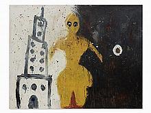Ferrán Garcia Sevilla, Meroe 1, Oil, 1984
