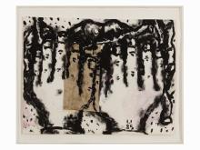 Jean-Charles Blais, Untitled, Mixed Media, 1985