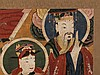 Painting with 7 Deities and 1 Servant, Republic Period