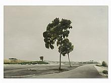 Franz Baumgartner, Zimmer 19, Oil Painting, 1999