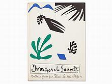 Henri Cartier-Bresson, Book, 'Images à la Sauvette', 1952