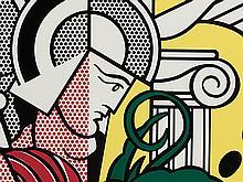 Roy Lichtenstein, Guggenheim Museum Poster, 1969