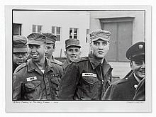 Robert Lebeck, 'Elvis Presley in Friedberg', Germany, 1958