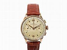 Baume & Mercier Vintage Gold Chronograph, c. 1940
