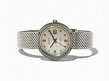 Bulova Oceanographer Wristwatch, Switzerland, C. 1969