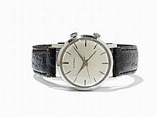 Juvenia, Wristwatch with Alarm Function, Switzerland, 1960s