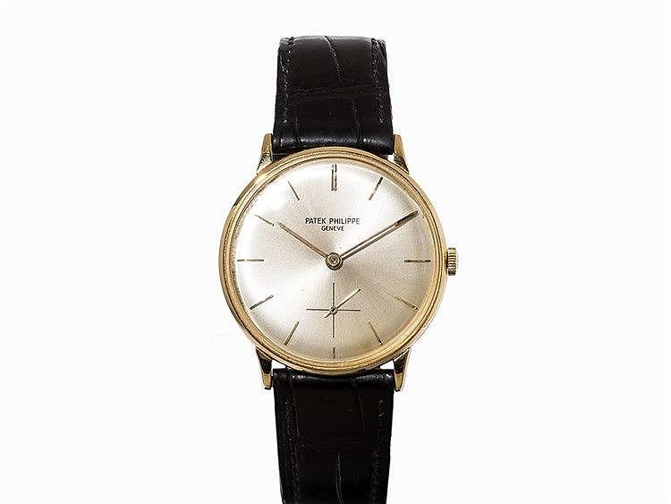 Patek Philippe Wristwatch, Ref. 3420, c. 1957