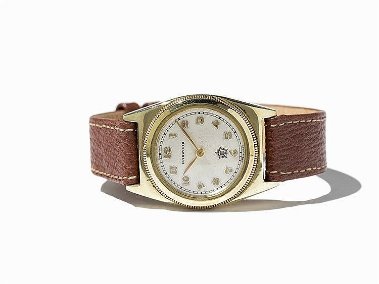 Harwood Wristwatch, England/Switzerland, Around 1930