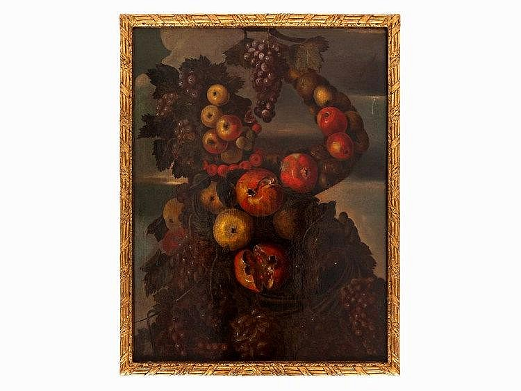 Arcimboldo (1526-1593), Circle of, Allegory of Taste, c. 1600