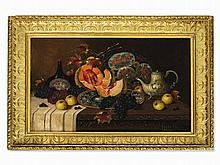 Josef Lauer (1818-1881), Still Life with Ripe Fruits, c. 1870