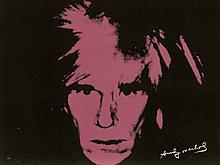 After Andy Warhol, 'Andy Warhol', Rosenthal, Wall Object, 2011