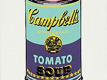 After Andy Warhol, 'Wandbild Campbell's Soup ', Rosenthal, 2012