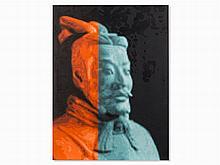 Yan Lei, Bing ma yong, No. 5, Acrylic, 2006