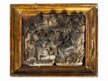 Fragment of a Baroque Alabaster Relief, Mecheln, 17th C.