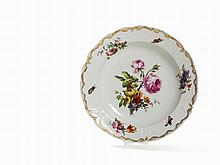 KPM, Bowl from the Service of the Berlin Castle, circa 1773