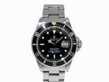 Rolex Oyster Perpetual Date Submariner, Ref. 16610, 1996/1997