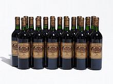 18 bottles 1989 Château Batailley, Pauillac