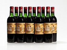 10 bottles 1970 Château Ducru-Beaucaillou, Saint-Julien