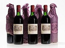7 bottles 1982 Château Lafite Rothschild, Paulliac