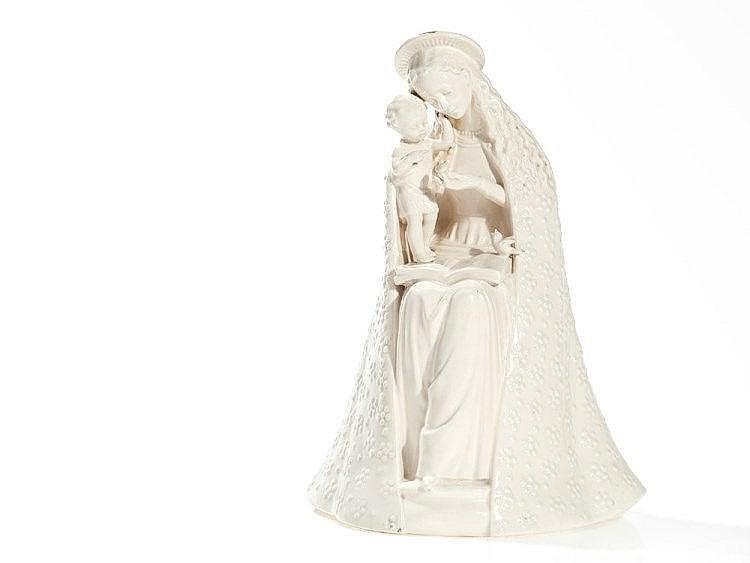Porcelain 'Madonna and Child', Hummel for Goebel, after 1935