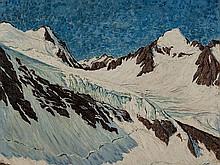 Maximilian Erler (1888-1958), 'Kitzbühel', around 1930
