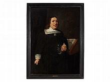 Bartholomeus van der Helst - attributed, 'Nobleman', 1656