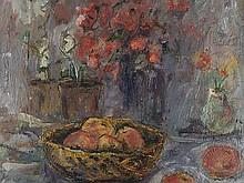 Boris Anisfeld (1879-1973), Still Life with Fruits, around 1910
