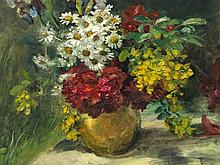 Anna Peters (1843-1926), Bouquet of Summer Flowers, c. 1905