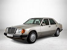 Mercedes Benz 200 E Sedan, Model Year 1991