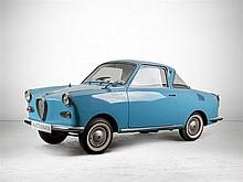 Goggomobil 250 TS Coupé, Model Year 1968