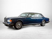 Rolls Royce Silver Spur Mk I, Model Year 1985