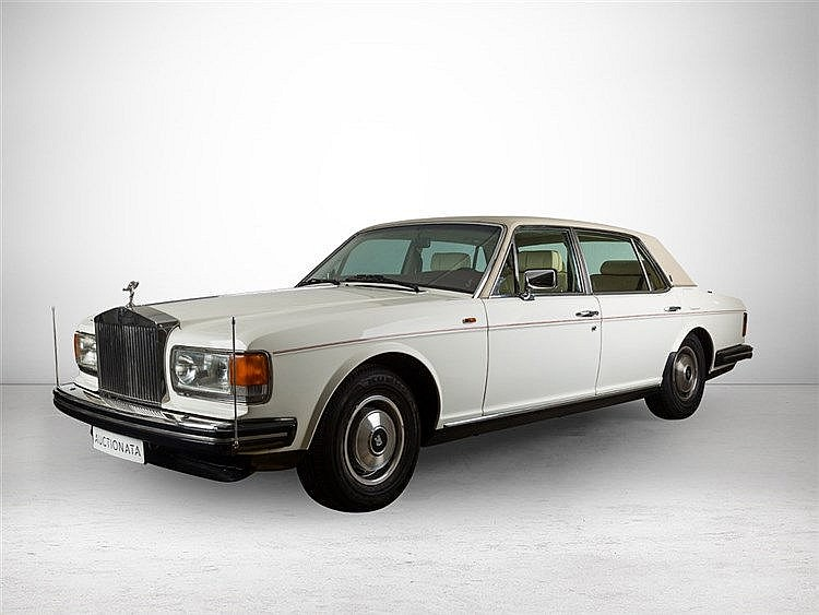 Rolls Royce Silver Spur Mk I, Model Year 1987