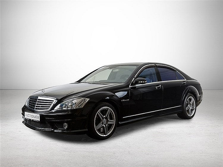 Mercedes-Benz S 65 AMG Sedan Long, Model Year 2007