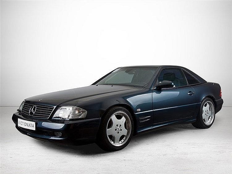 Mercedes-Benz 320 SL, R129, Model Year 1998