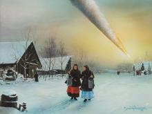 Detlev van Ravenswaay, Downfall Of Sikhote Alin Meteorite, 1997