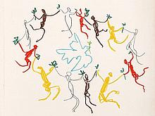 Pablo Picasso (1881-1973), La Ronde de la Jeunesse, 1961