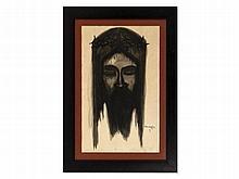 Daniel Orantes, 'The Face of Christ', El Salvador, 1971