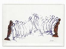 Fernandez Arman (1928-2005), Multiple, 'L'Adieu', pres. 1960s